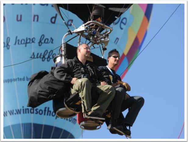 montgolfiere 1 place